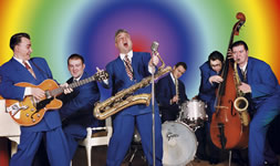 King Pleasure and The Biscuit Boys