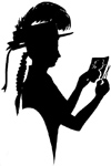 Claudette Willis Silhouettist
